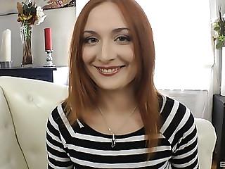 Cute Eva Berger likes a nefarious cock more than anything else