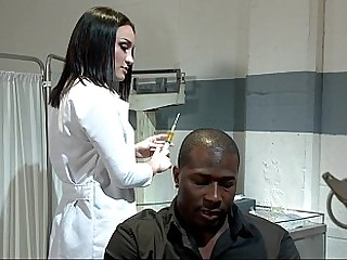 Punishing his doctor her be advisable for keeping him locked regarding
