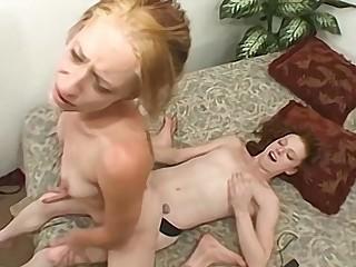 Petite amateur lesbian sluts playing with sex toys