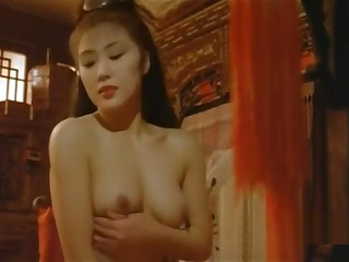 Chinese softcore scene - The Auriferous Lotus
