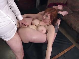 The man versatile busty servitude hooker Lauren Phillips is fucked rather wicked