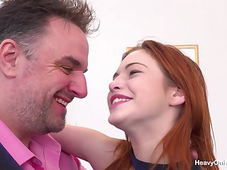 Big Stop 18yrs Redhead Porn Motion picture