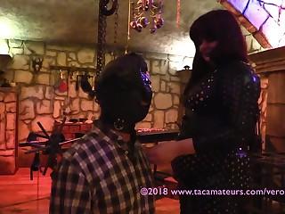 Castle Dungeon BDSM Pt1 - TacAmateurs