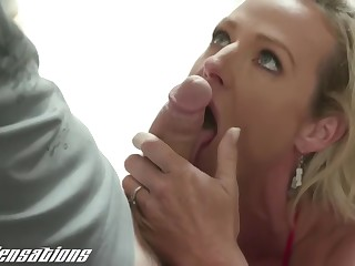 Conduct oneself Mom Sydney Hail Fucks Hung Son