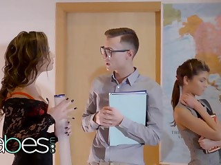 Step Mama Lessons - Gina Gerson Niki Adorable Charlie Dean