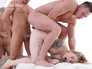 Compilation of hardcore fuck scenes all round double penetration